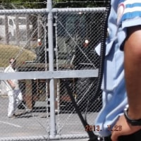 7/26の野嵩ゲート、まだ自主封鎖中