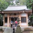 カタツムリ歩行同窓会で石神井公園周辺を歩く(東京・練馬)