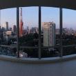 芝浦アイランドグローヴタワー (Grove-tower)360度回転画像!