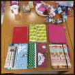 週に1回手帳を書く時間を設ける