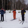 クロスカントリースキー Cross country ski