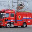 湖北地域消防本部 長浜消防署 東浅井分署 タンク車