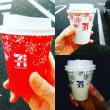 セブンコーヒカップクリスマスバージョン