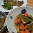 ナタマメの料理法;その4 味