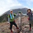 黒斑山、蛇骨岳、仙人岳