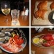 アメリカ旅行記(33)海鮮グリルのディナー