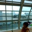 本日のご搭乗機(JA708A)…