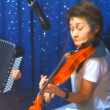 ロシアの歌のライブ