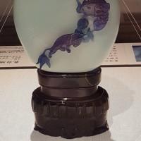 「ガレも愛した 清朝皇帝のガラス」