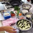地域介護ヘルパー養成講座の調理実習