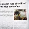 国連の月刊誌「UNスペシャル」 姥捨て山の画像に麻生太郎大臣のコラ画像を使用 日本政府が抗議へ~ネットの反応 キチガイ左翼の工作の場所になってんなあ…