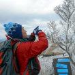 九州の樹氷で、水銀濃度上昇傾向。