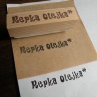 オーダーはんこ  ~Repka  Olejka* さん ~