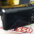 愛機 SONY α5000 CANON SH720HとむすめのカメラCANON digitalX