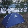 ぎりぎり富士山ツー(9)山中湖畔の宿
