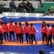 女子レスリングワールドカップ