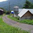 クマ注意で曲岳三山歩き