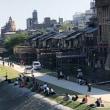 京都に夏が・・・床