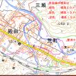 小学生が津波避難路を整備。山形県鶴岡市三瀬(さんせ)地区の豊浦小学校