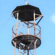 松本市島内の火の見櫓