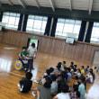 福祉実践教室の報告(栢森小)