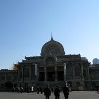 築地本願寺へ行きました。