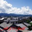 日田で、まだ夏の空 Pentax k7 & smc PENTAX-DA 18-135mmF3.5-5.6ED AL [IF] DC WR