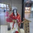 新大阪駅の文楽人形 2018年12月