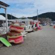 湘南のビーチ