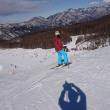 ハンタマそして雪遊び