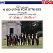 ロッシーニの「弦楽のためのソナタ」を聴きながら、今年の就活をスタートする