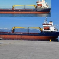 Naplionで貨物船が座礁   ギリシャ
