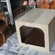 猫小屋を作る