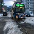 雪ミク電車