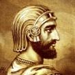 『主はかってエレミアの口によって約束されたことを成就させるため、ペルシャの王キュロスの心を動かされた。』