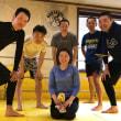 4/25下川原やすなりコーチの水曜朝フィットネスクラス練習日記