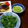 孫を交えての夕食 2 ( 夏野菜たっぷりカレー)