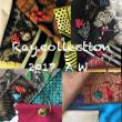 ビーズ刺繍&アリワーク刺繍、、展示会に向けて