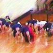 授業研究の会で育った子どもたちの指導「体育:ブリッジ」