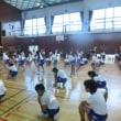 ダンス練習(5年生)