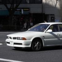 Mitsubishi Diamante 1990- 大ヒットした初代の三菱 ディアマンテ