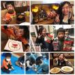 竹食器、カナト誕生日祝