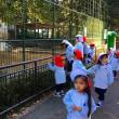 年少組☆動物園へ園外保育