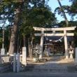古代ブログ 37 浜松の遺跡・古墳・地名・寺社 21 中区三島町の浜松神社<再録>