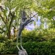 京都の美術館 ~ 「ボールをつかむ鉤爪の上の野兎」