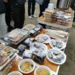 西成三角公園炊き出しボラ~パプリカ食堂