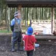 2018年11月10日 里山.com サトイモ収穫