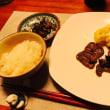 牛タンの味噌漬けと、ポテトサラダ☆