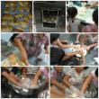 名水パン作り