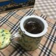 秋めいてきたからネパール紅茶・イラムティーを一服